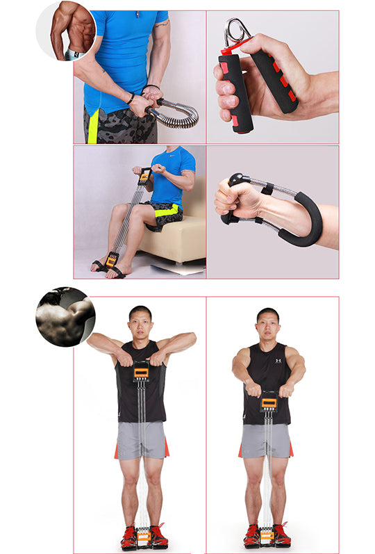 Exercise Equipment at Home - GINGTTO