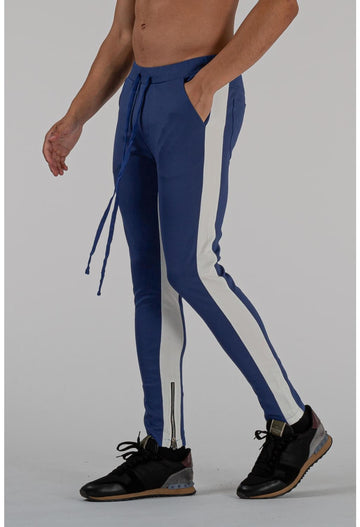 MENS BLUE BREATHABLE JOGGER - jogger