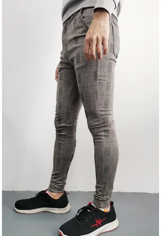 Skinny Stretch Chino Men - GINGTTO