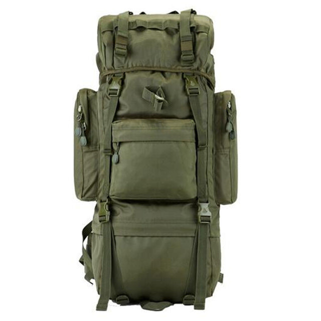 3a8bfff7d4fb ... Military Tactical Backpack Large Capacity Camping Bags Outdoor Sports Bag  Men s Hiking Rucksack Travel Backpack TBLOD0018 ...