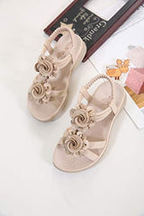 Girls Closed Leather Sandals - Kids