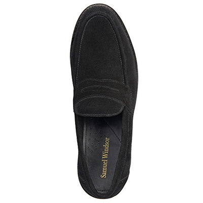 Samuel Windsor Men's Handmade Penny Loafer