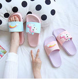 Coralup Girls Unicorn Sliders