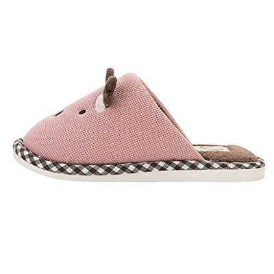 Igemy Girls Warm Bedroom Slippers