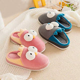 Cute Bunny Fluffy Bedroom Slippers
