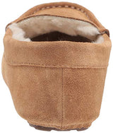 Women's Leather Moccasin Slipper