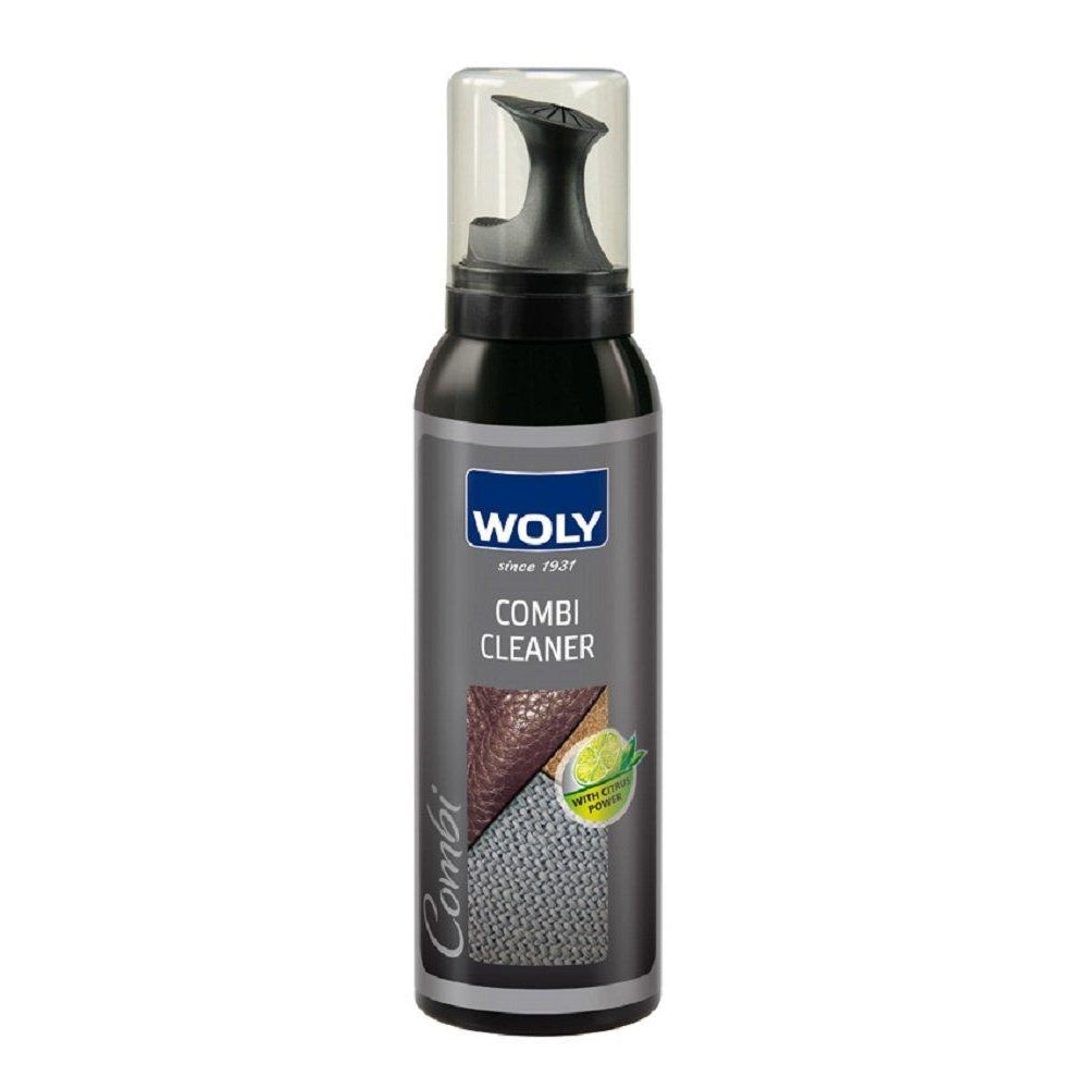WOLY Leather & Suede Cleaner for Designer Shoes, handbags and clothes.