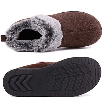 VeraCosy Ladies' Memory Foam Slippers
