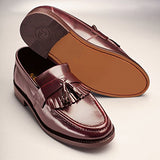 Samuel Windsor Men's Handmade Tasselled Loafer
