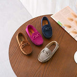 Baby Boys Suede Loafers
