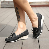 Wedge Loafers for Women