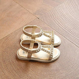 Girls Sandals - Lovely Princess Shoes