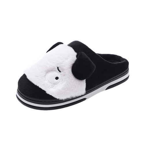 HAINE Cute Dog Indoor Slippers