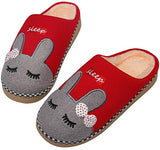 Winter Men Warm Lining Indoor Slippers