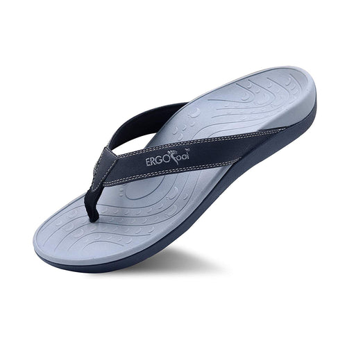 Orthotic Flip Flops with Arch Support for Women
