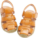 Girl's Closed Toe Sandals