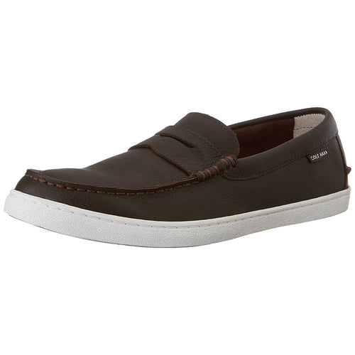 49a896450ee Cole Haan Men s Pinch Weekender Leather Penny Loafer – Slippers ...