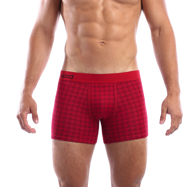 Boxer Brief w/fly, Low Rise
