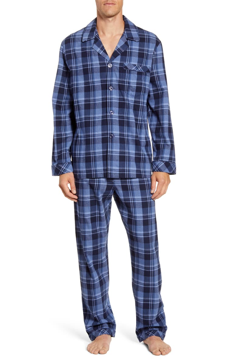 Pyjama, Winter Warm Up Flannel