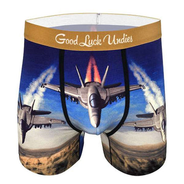 Boxer Brief, Good Luck