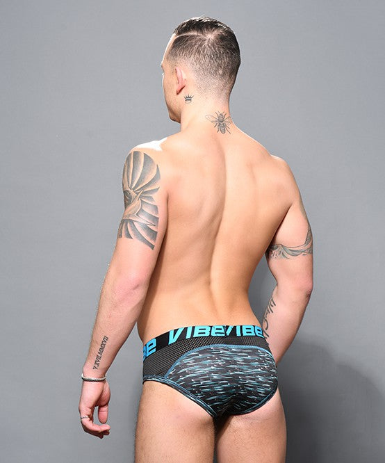 Vibe Pro Mesh Workout Brief