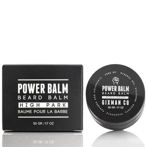 Beard Balm Power Balm, High Park