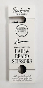 Hair and Beard Scissors, Stainless Steel
