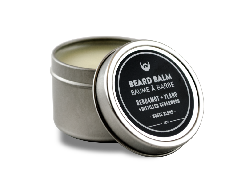 Beard Balm, Always Bearded