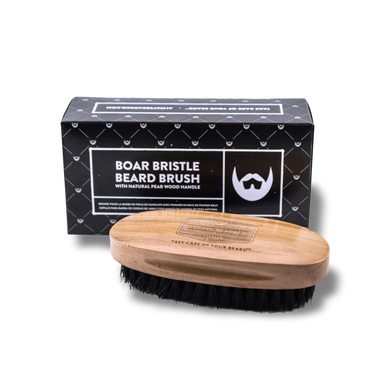 Beard Brush Always Bearded, Boar Bristle