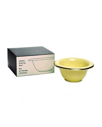 Classic Shaving Bowl, ceramic