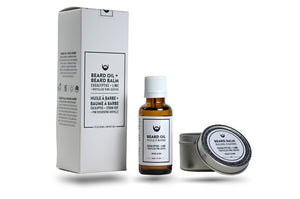 Beard Balm & Oil Duo Pack, Always Bearded