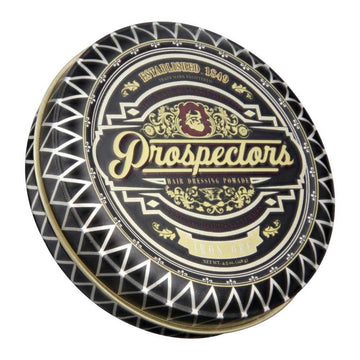 Hair Pomade, Iron Ore