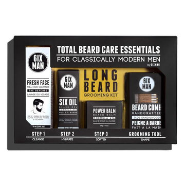 Beard Grooming Kit, LONG BEARD