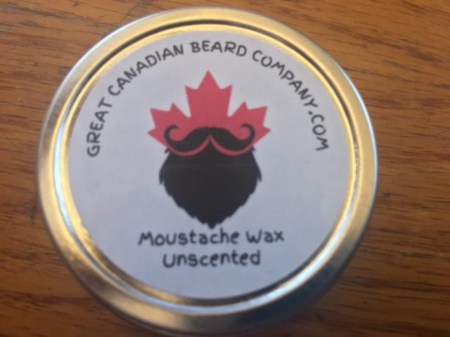 Moustache Wax, Unscented