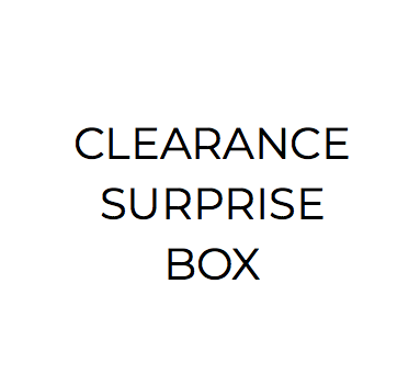 CLEARANCE SURPRISE BOX