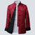 Reversible Silk Blend Auspicious Chinese Jacket