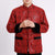 Auspicious Pattern Mandarin Collar Traditional Chinese Jacket