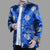Auspicious Pattern Traditional Brocade Chinese Wadded Jacket