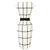Plaids & Checks Pattern Ruffled Knee Length Pencil Dress