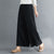 Ramie Traditional Chinese Style Women's Loose Pants