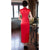 Cap Sleeve Full Length Floral Silk Blend Cheongsam Chinese Dress