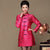 Long Sleeve Silk & Linen Chinese Style Women's Wind Coat