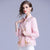 Floral Embroidery Organza Chinese Style Women's Jacket