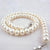 Natural Fresh Water Round Shape Pearl Necklace
