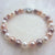 Top Grade Round Shape Fresh Water Pearl Bracelet
