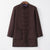 Mandarin Collar Woolen Chinese Style Wind Coat