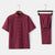 Signature Cotton Short Sleeve Traditional Chinese Kung Fu Suit