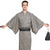 Auspicious Pattern Traditional Japanese Kimono Retro Samurai Robe
