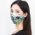 Silk Blend Double Face Mask Oriental Style Dust Mask