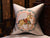 Horse Embroidery Brocade Traditional Chinese Cushion Covers